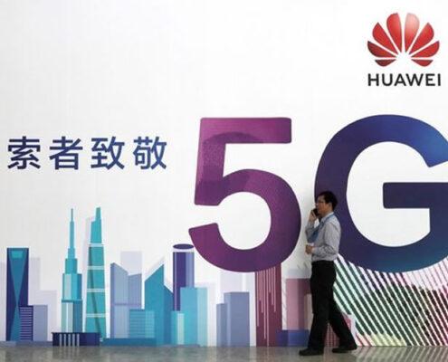 Huawei 5G danmark